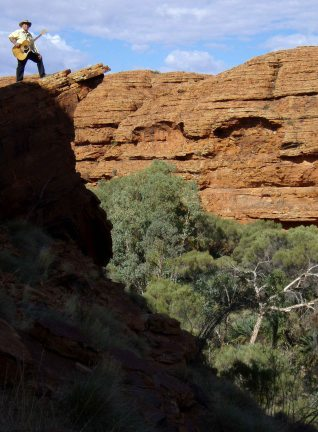Frank at Kings Canyon